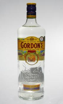 Gordons London Dry Gin 37,5% Vol. 1 Liter