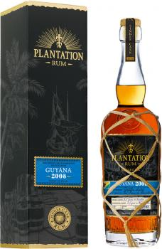 Rum PLANTATION Guyana 2008 Single Cask Collection 2020 47,6% 0,7 l Red Pineaue