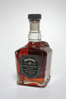 Jack Daniels Single Barrel 45% Vol. 0,7 Liter Daniel`s