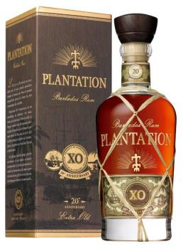 Plantation XO Rum Extra Old 20th Anniversary Barbados 40% Vol. 0,7 Liter
