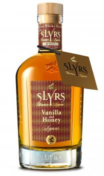 SLYRS Whisky Vanilla & Honey Liqueur Likör 30% Vol. 0,35 Liter
