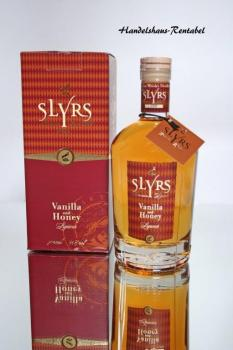 SLYRS Whisky Vanilla & Honey Liqueur Likör 30% Vol. 0,7 Ltr.
